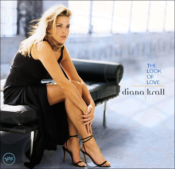 LOOK OF LOVE BY KRALL,DIANA (Super Audio)